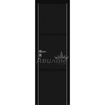 Версаче 2 Черный глянец