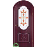 Азалия Арочная дверь (Цвет: Бордо)