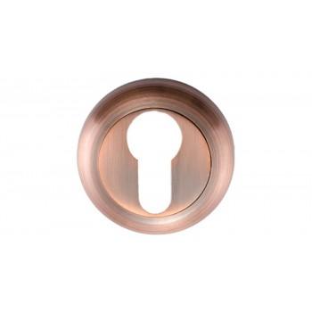 Накладка на цилиндр ЕТ SN-GP (Матовый никель/Полированное золото)