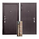 Входная металлическая дверь «Выбор-9 Люкс»
