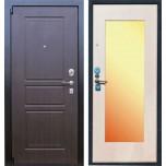 Входная металлическая дверь «Выбор-5 с зеркалом »
